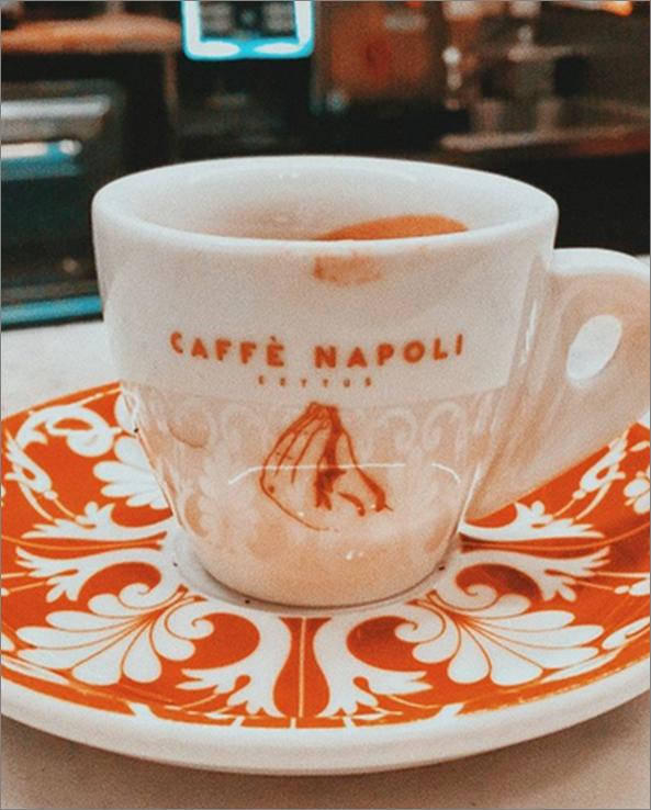La cultura del café en Italia