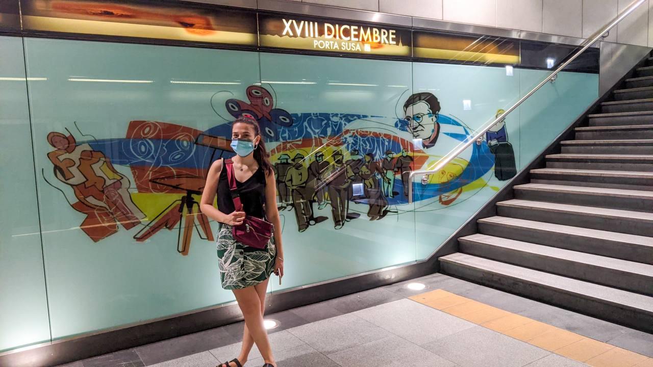 Cómo funciona el transporte público en Turín