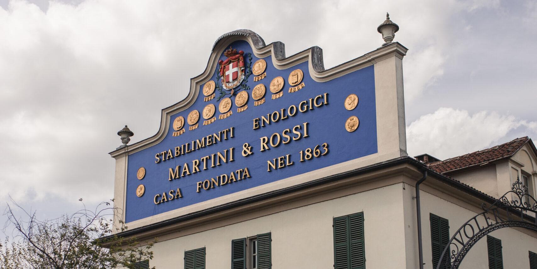 Visita a Casa Martini, la fábrica de bebidas alcohólicas que nació en Turín