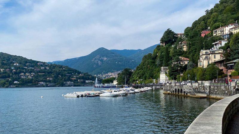 Visita de un día a la ciudad de Como